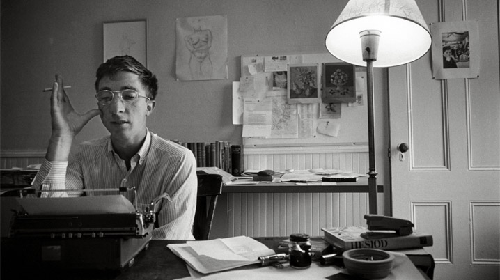 John Updike, the Ipswich years