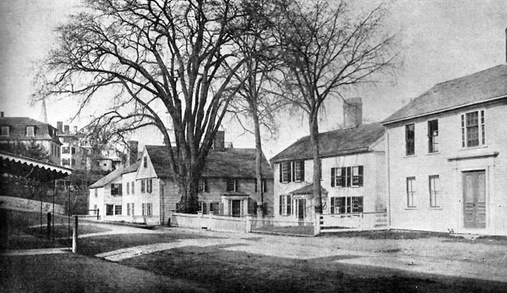 Amos Dunnels house