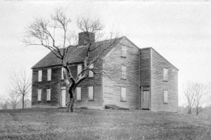 Birthplace of Nathan Dane